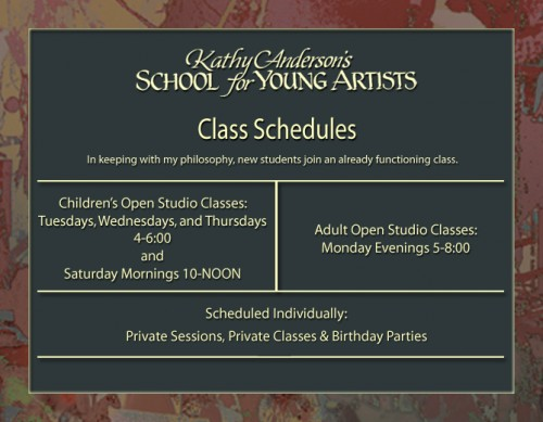 Classes for Adults and Children